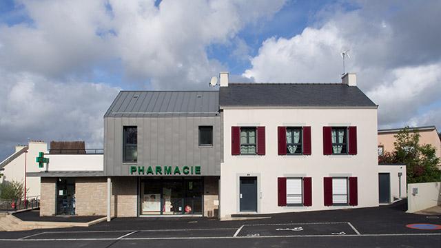 Pharmacie - La Forest-Landerneau