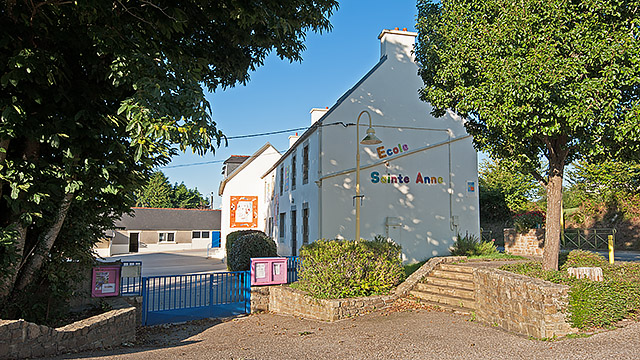 La Forest-Landerneau - École catholique Sainte-Anne