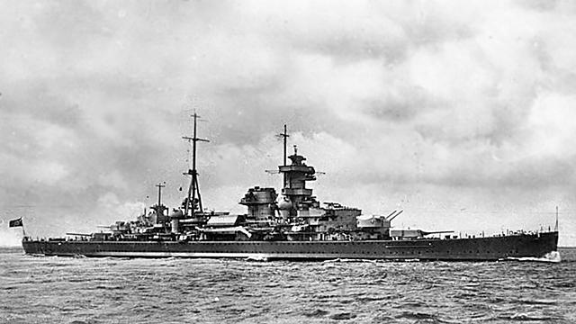 Croiseur lourd Admiral Hipper