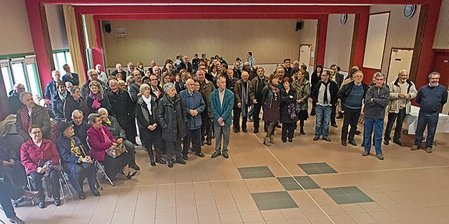4 janvier 2015 : Voeux du Maire