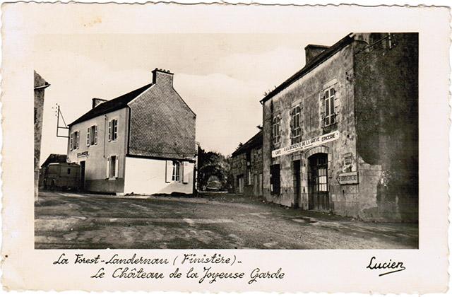 Carrefour du Château - La Forest-Landerneau