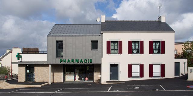 7 mai 2015 : nouveau bâtiment Pharmacie-Logements