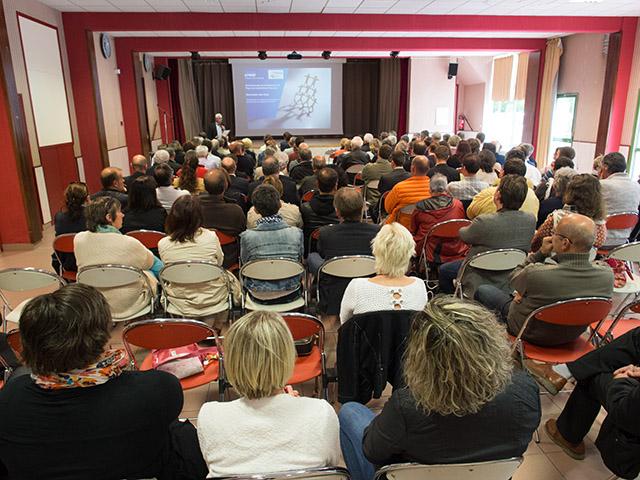 10 juin 2015 Séminaire CCPLD à La Forest