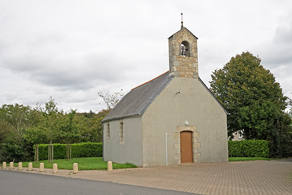 Chapelle Sainte Anne - La Forest-Landerneau