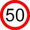 50 km/h