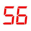 56 km/h