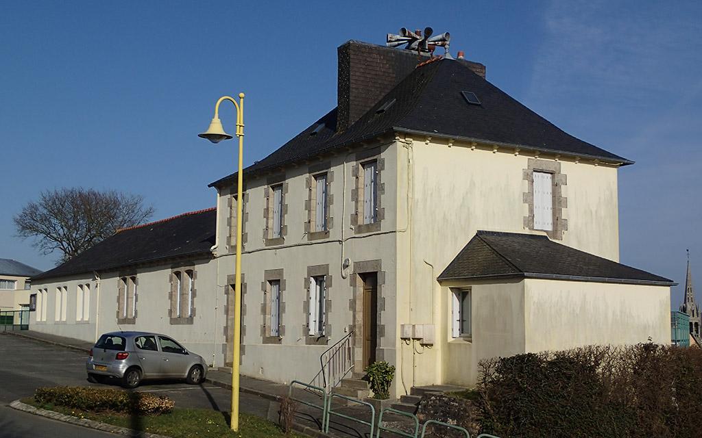 Cabinet médical provisoire - La Forest-Landerneau