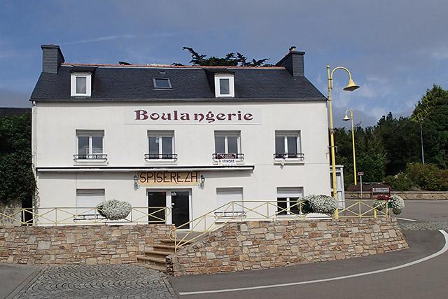 Bâtiment « Boulangerie - Spiserezh » - La Forest-Landerneau