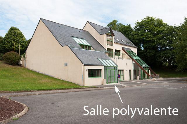 Salle polyvalente - La Forest-Landerneau
