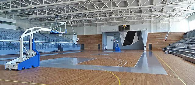 La Cimenterie (Salle omnisports du pays de Landerneau-Daoulas)