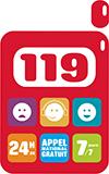 119 - Enfance en danger